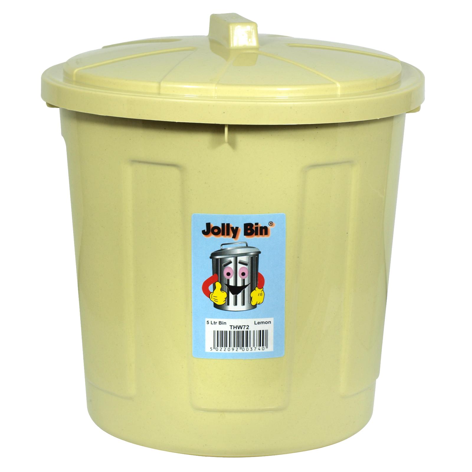 JOLLY BIN 5L LEMON