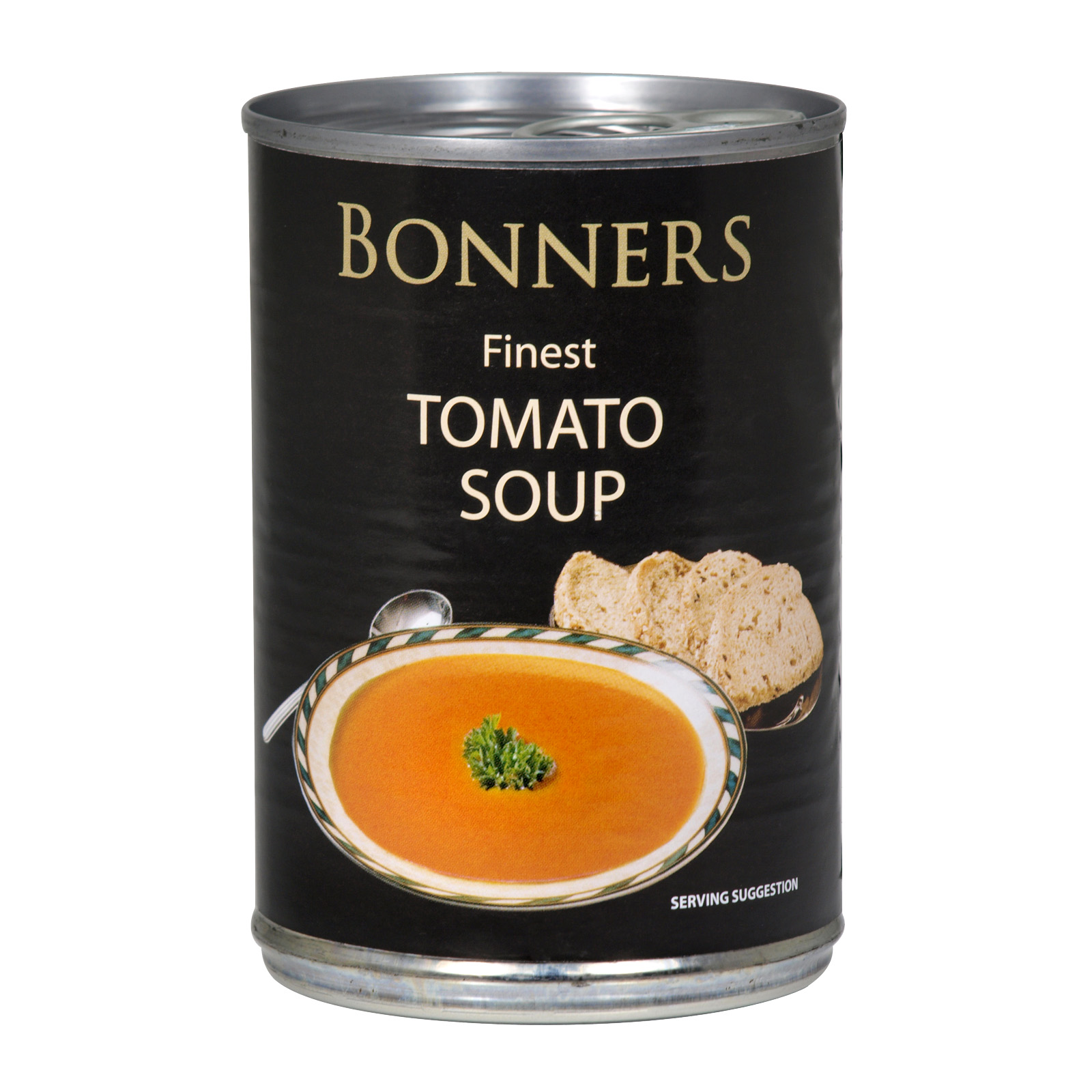 BONNERS TOMATO SOUP 400GM X24