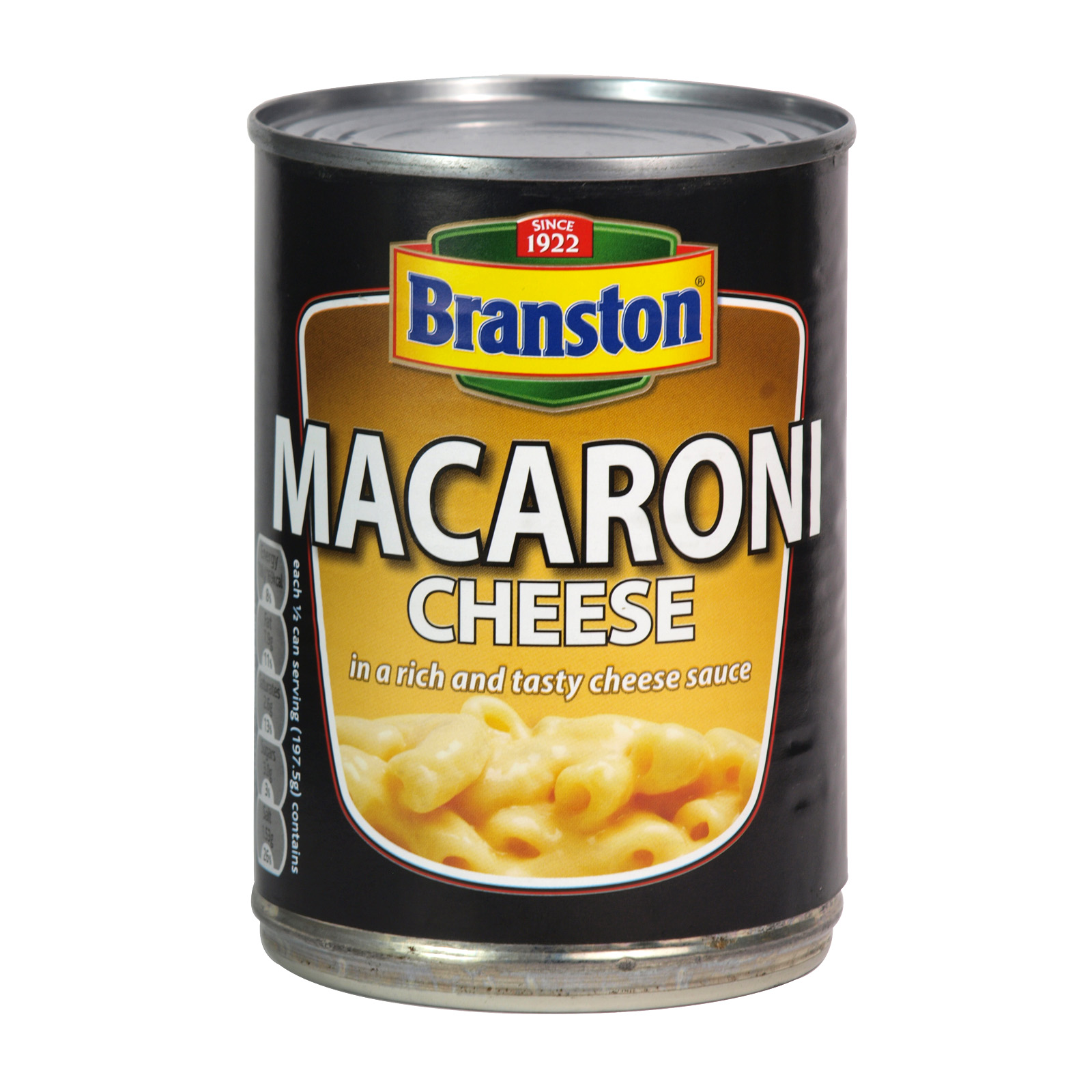 BRANSTON MACARONI CHEESE 395GM X6