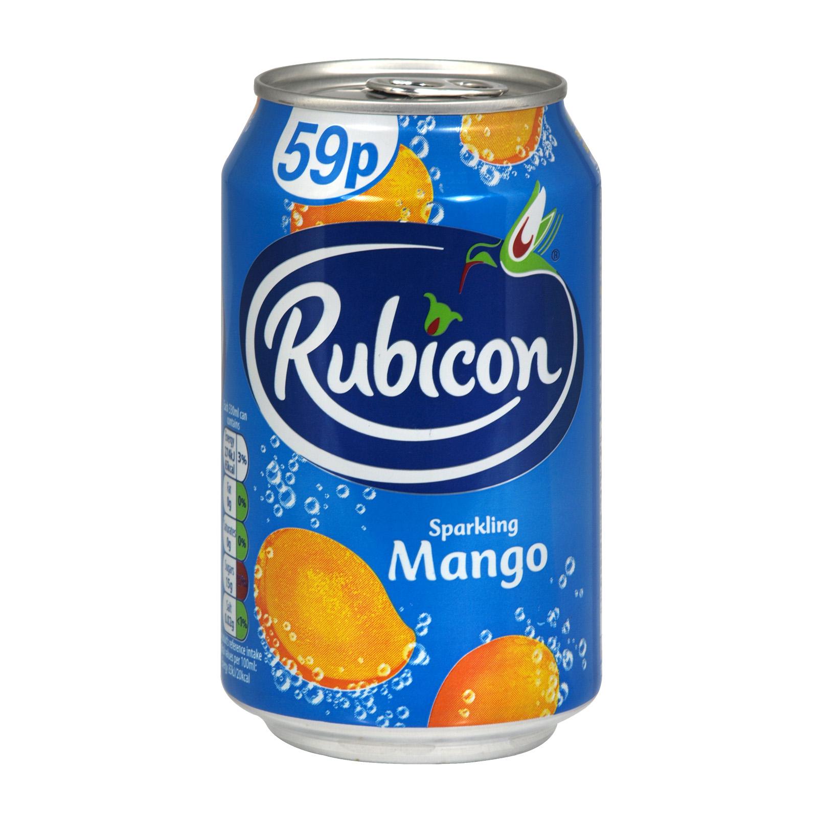 RUBICON CANS PM 59P MANGO
