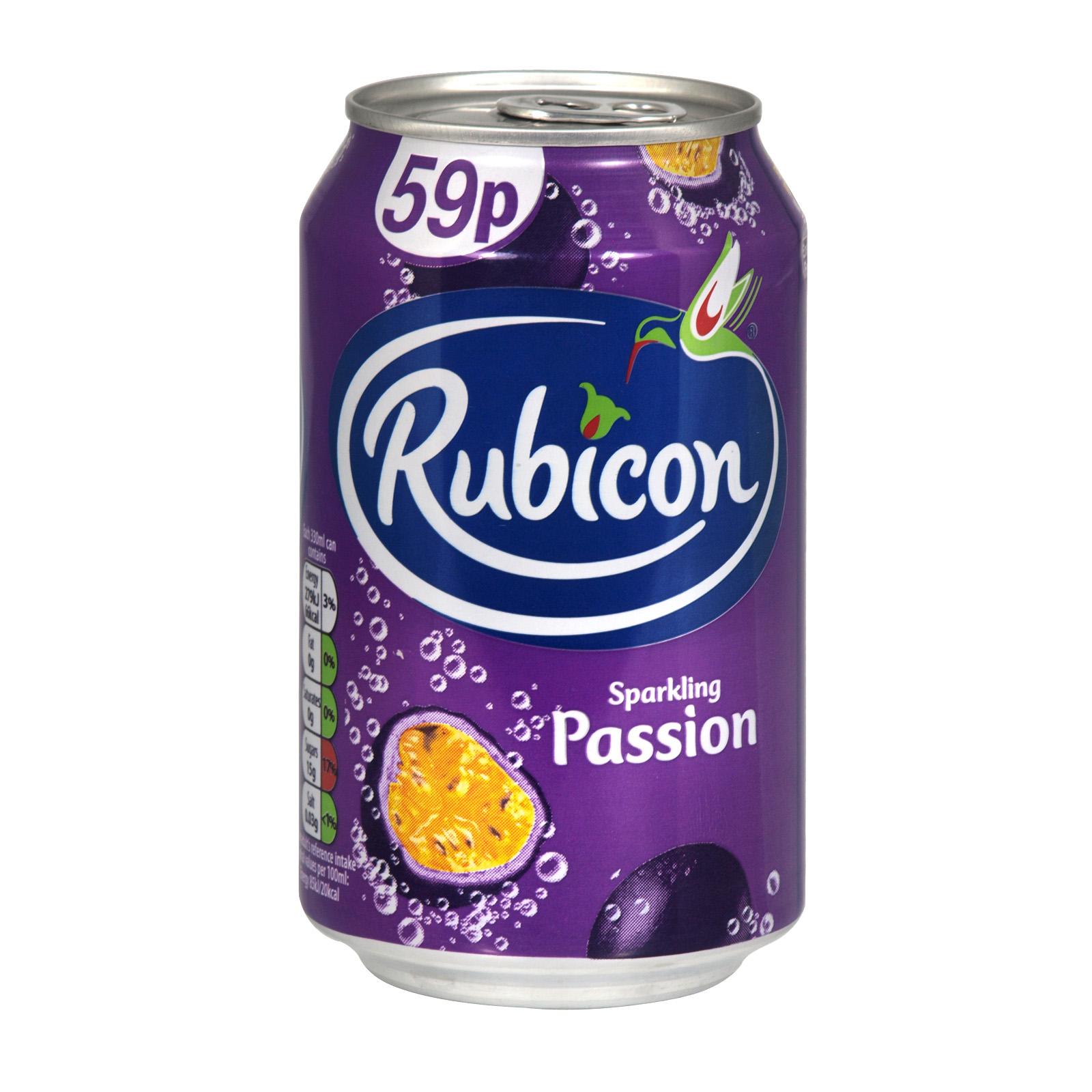 RUBICON CANS PM 59P PASSION