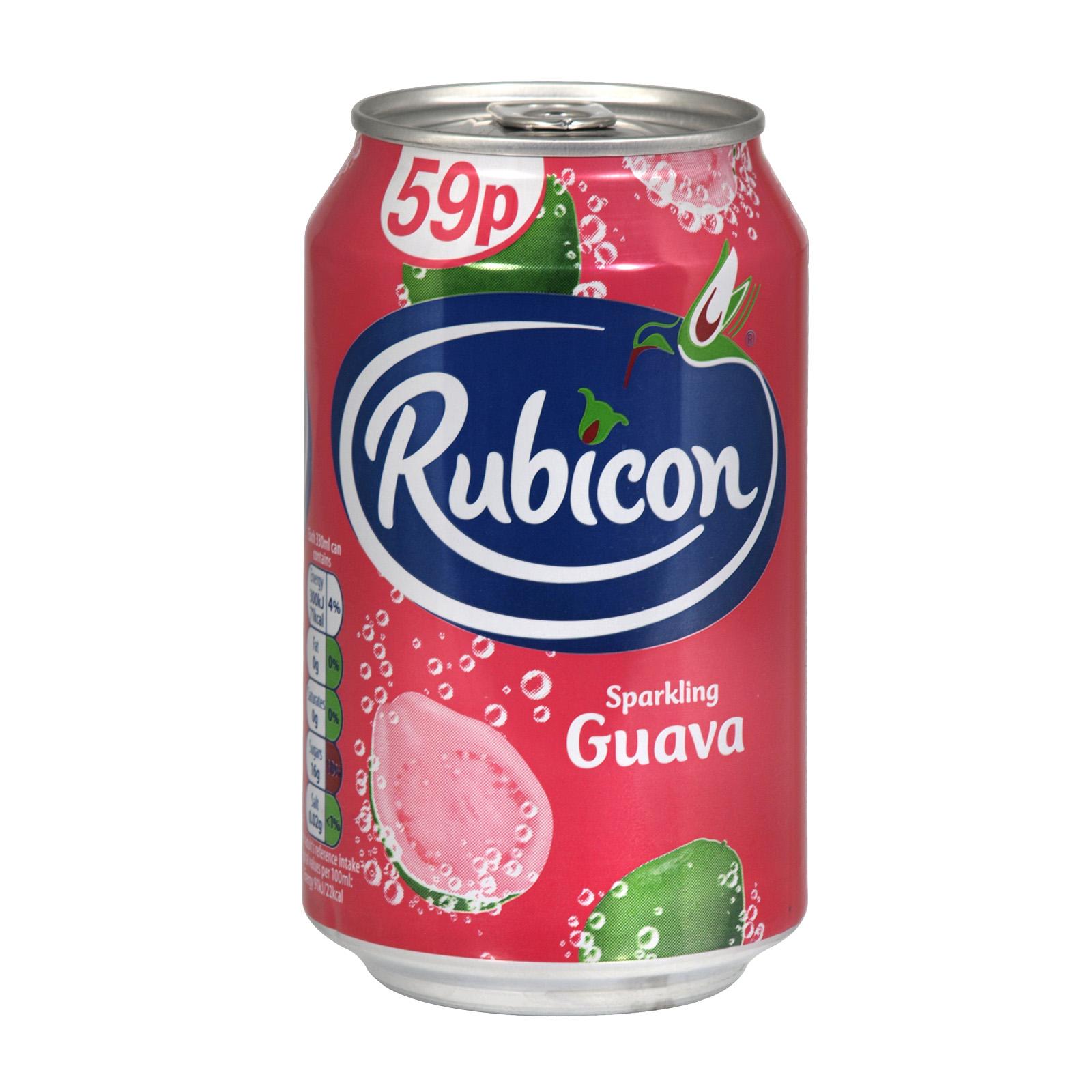 RUBICON CANS PM 59P GUAVA