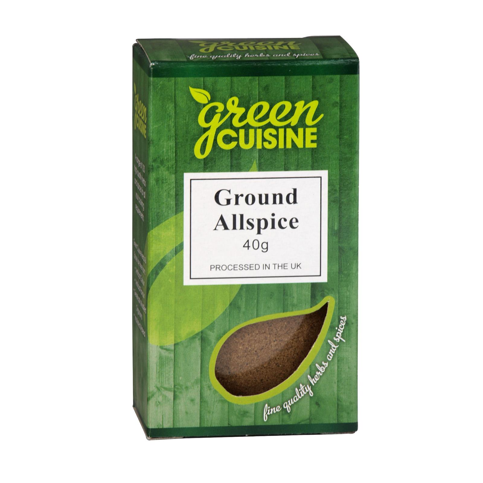 GREEN CUISINE (050) GROUND ALL SPICE 40G