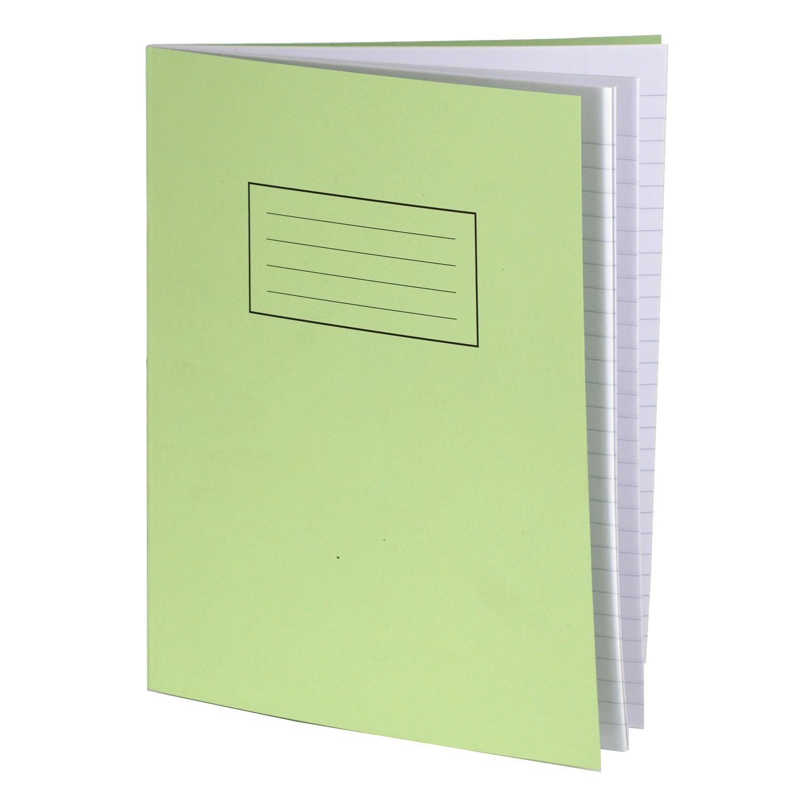 SILVINE EXERCISE BOOK 9X7 RULED X10