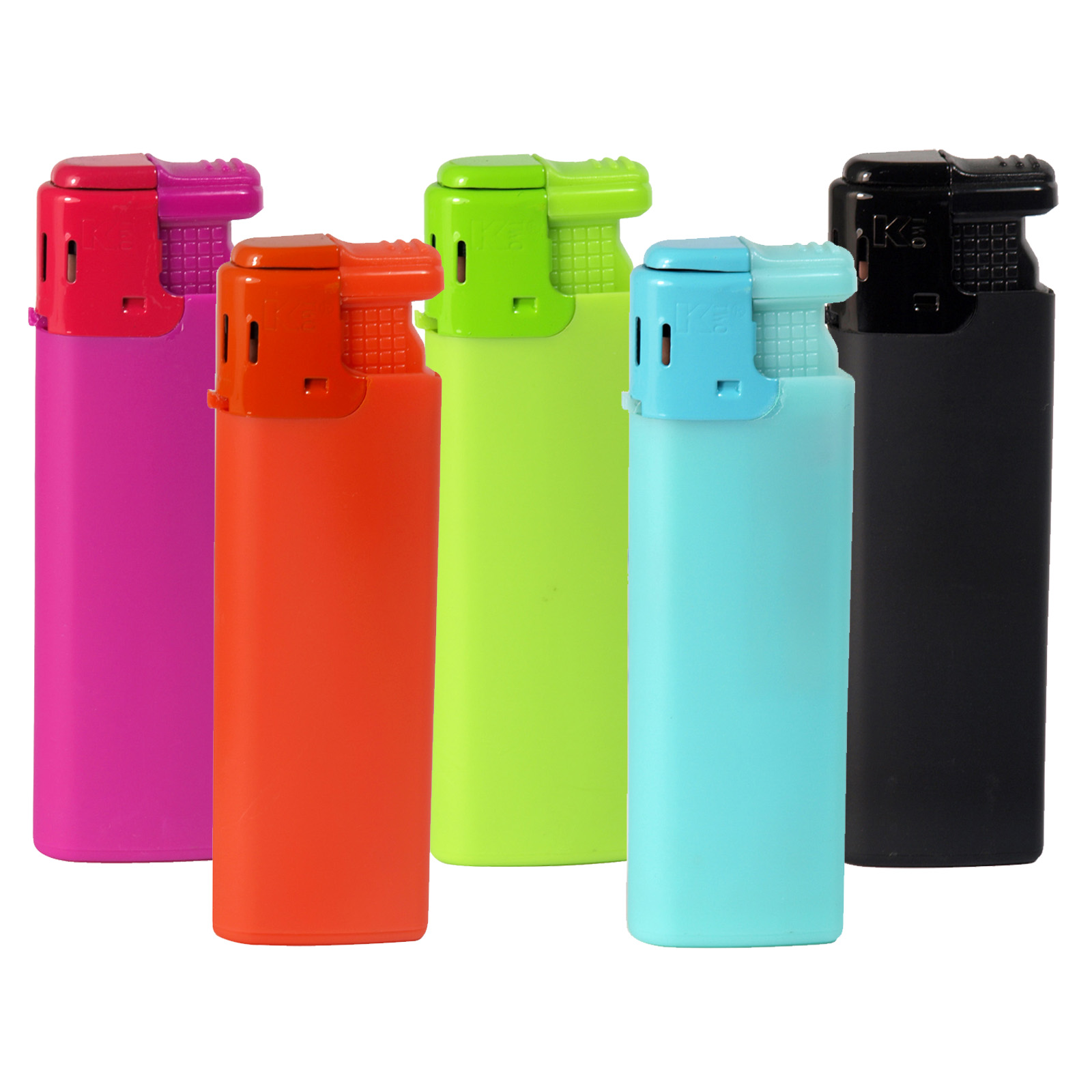 KTWO SOFT TOUCH WINDPROOF LIGHTERS X20