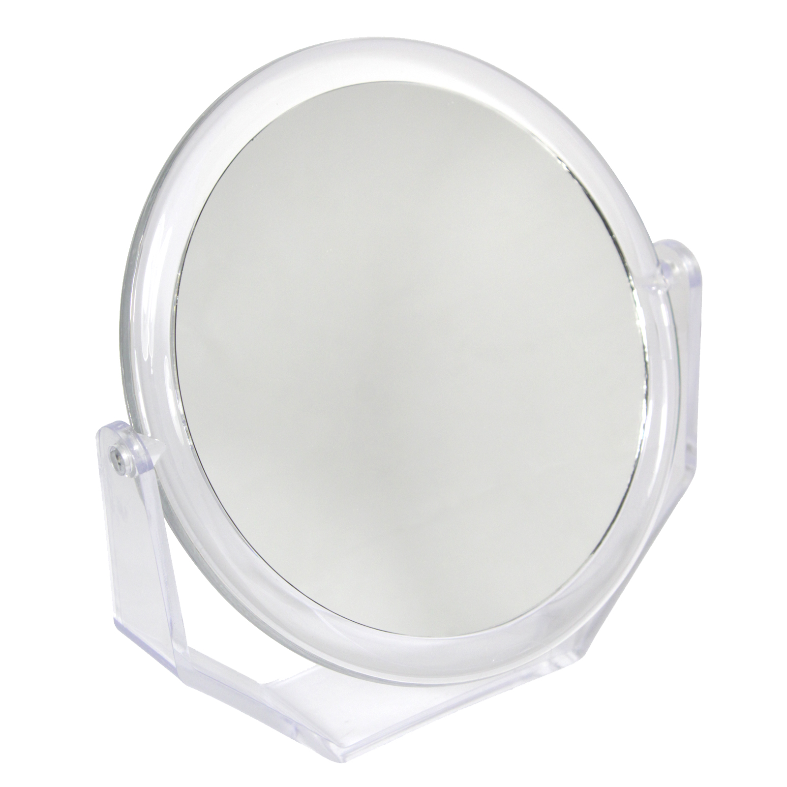 ROYAL ROUND SWIVEL MIRROR 5X MAGNIFIED X1
