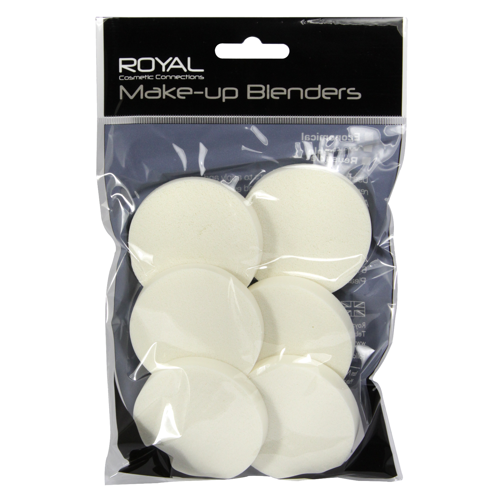 FUNCTIONALITY MAKE-UP BLENDERS 6PC X6