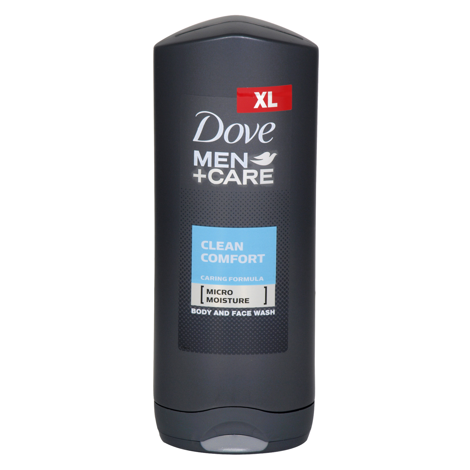 DOVE MEN+CARE 400ML FACE+BODY WASH CLEAN COMFORT X 6