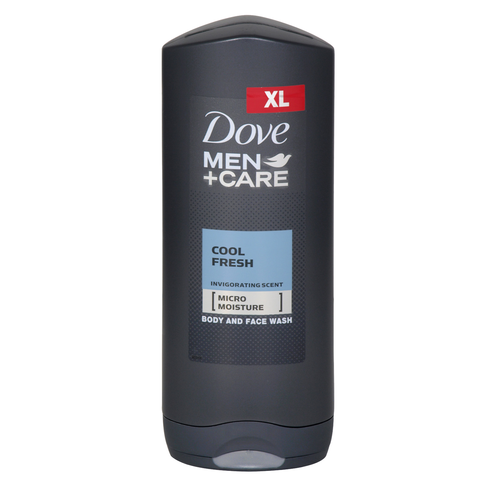 DOVE MEN+CARE 400ML FACE+BODY WASH COOL FRESH X 6