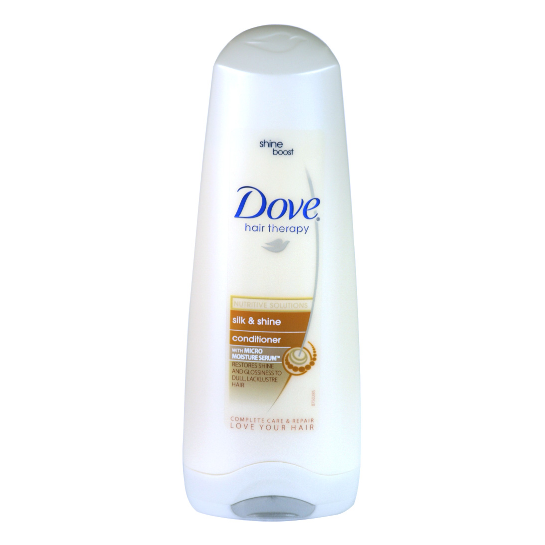 DOVE CONDITIONER 200ML SILK+SLEEK & SHINE X 6