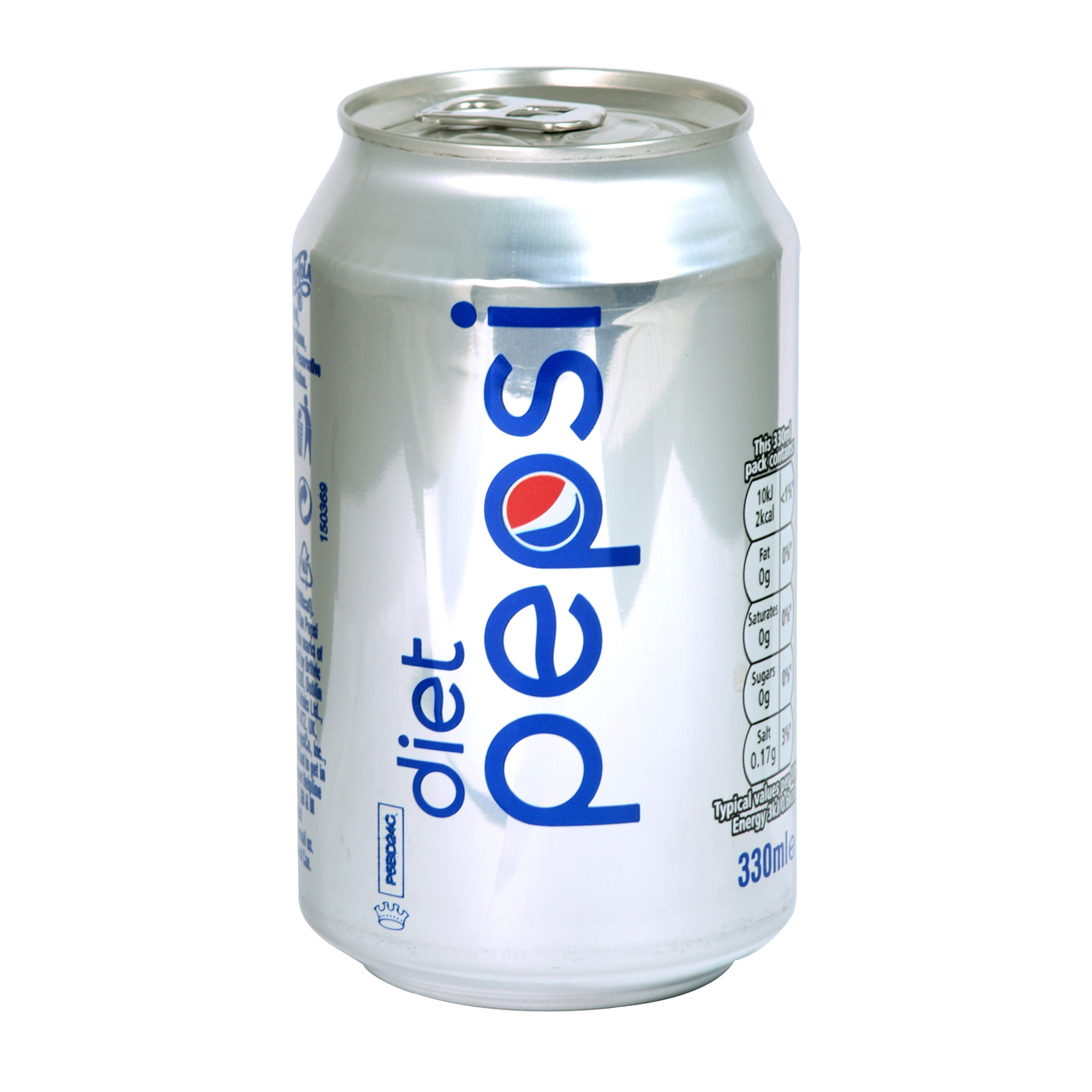 PEPSI 330ML CANS DIET/LIGHT X24