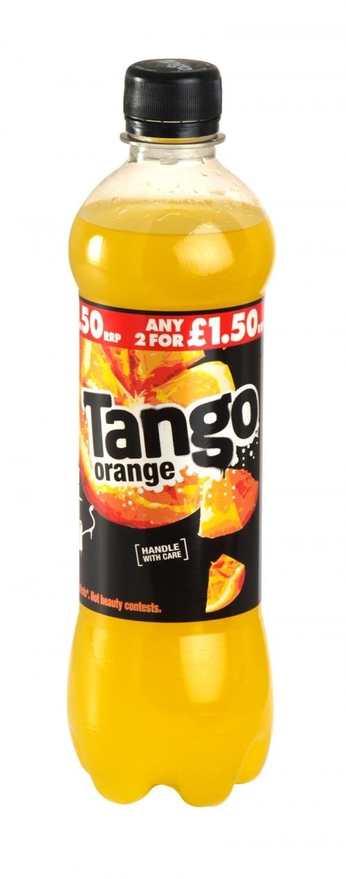 TANGO ORANGE 500ML X24
