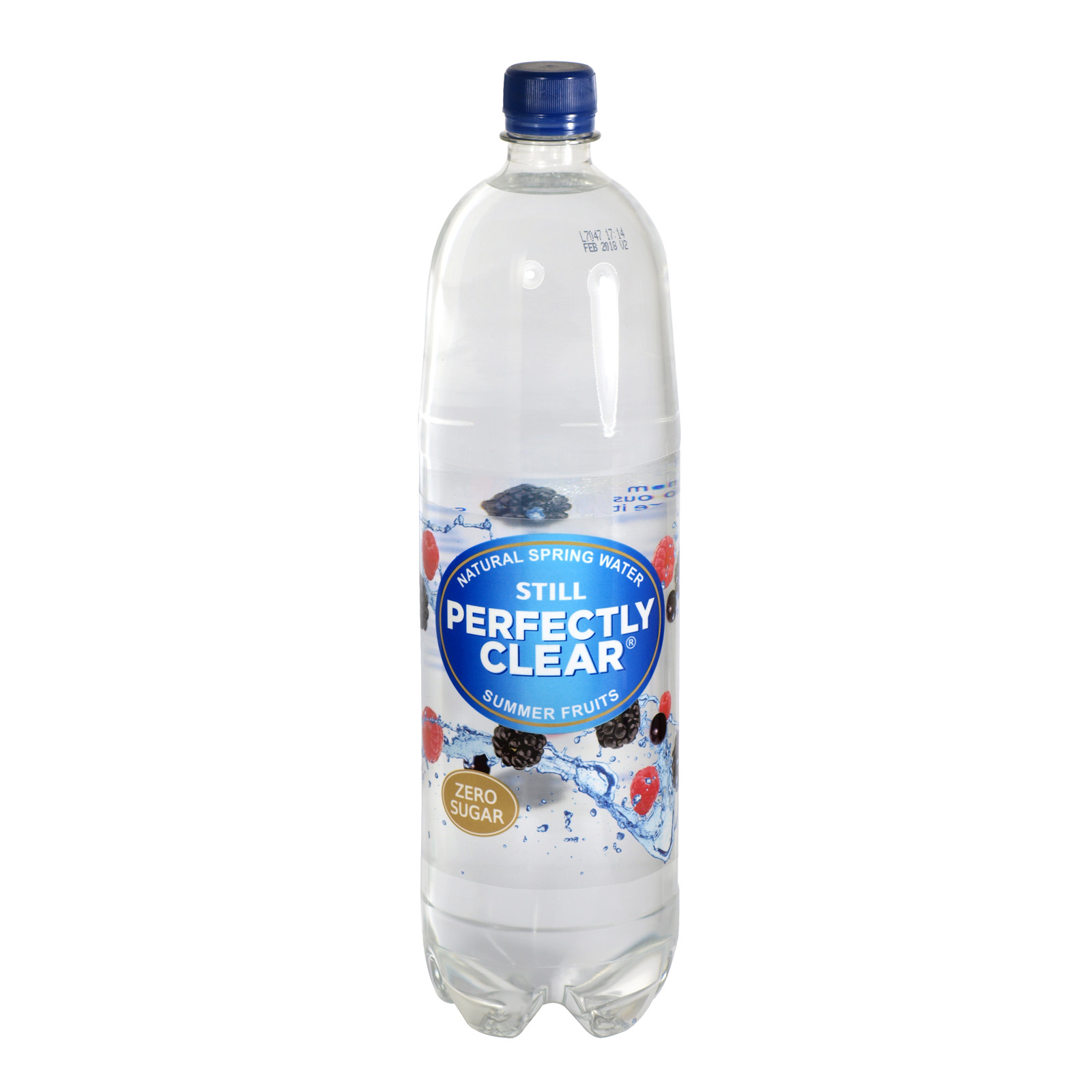 PERFECTLY CLEAR STILL 1.5L SUMMER FRUITS X8
