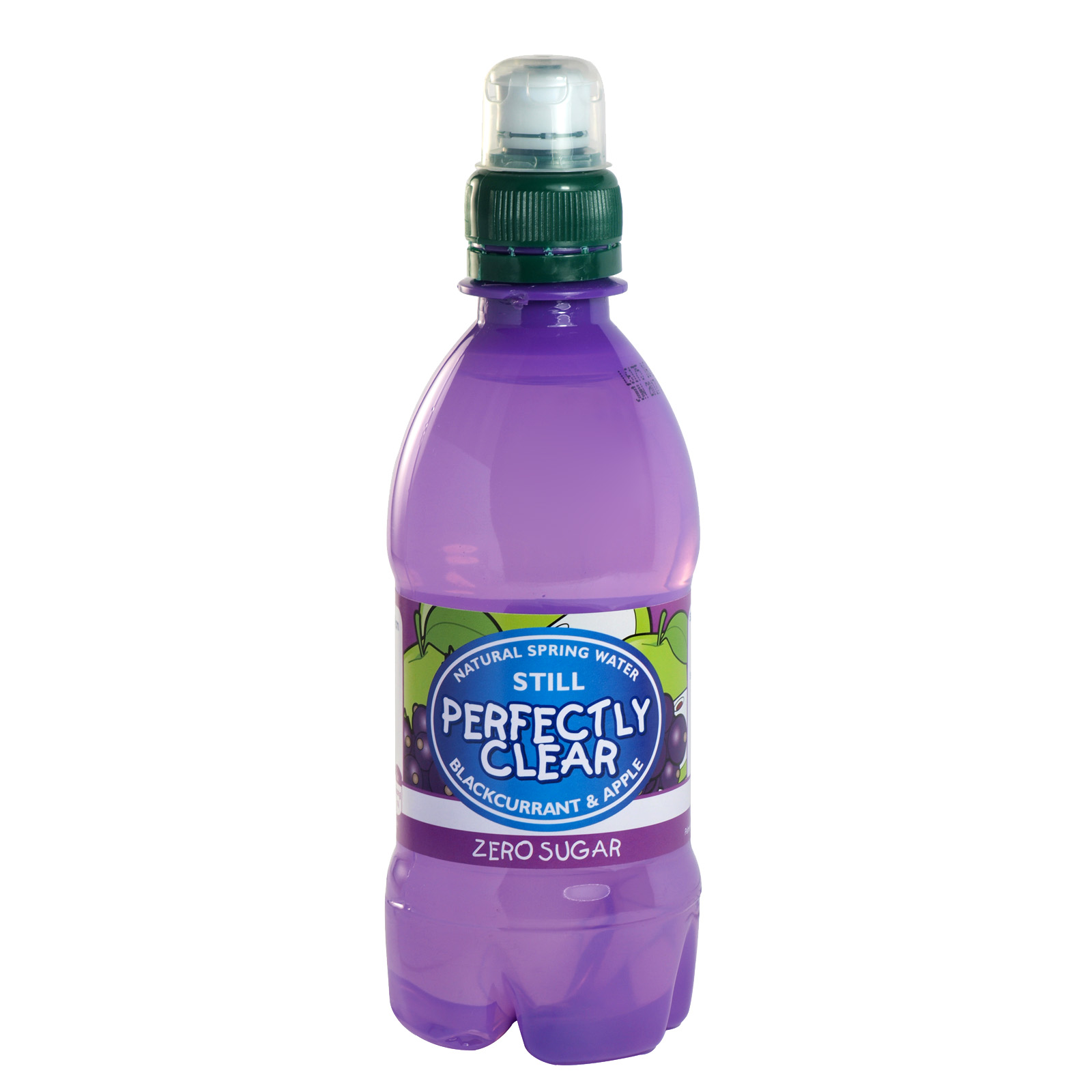 PERFECTLY CLEAR KIDS STL 330ML BLACKCURRANT & APPLE X24