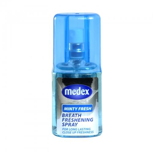 MEDEX MINTY BREATH FRESH SPRAY 20ML X18