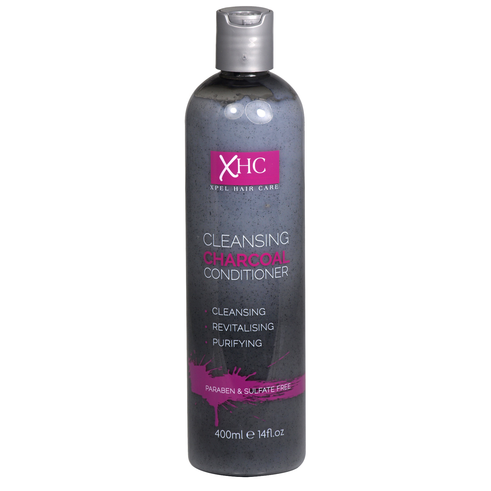 XHC CLEANSING CHARCOAL CONDITIONER 400ML X12