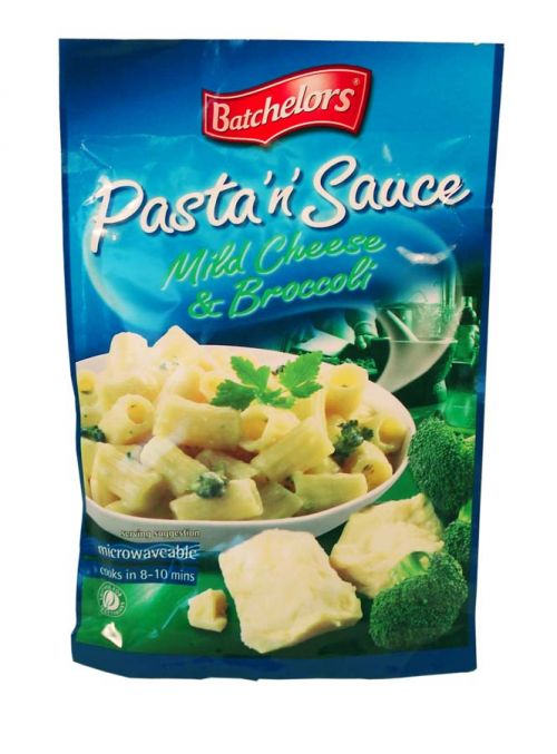 BATCHELORS PASTA N SAUCE CHEESE+BROCCOLI X6
