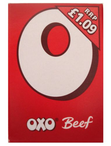 OXO CUBES 12S ORIGINAL BEEF X12