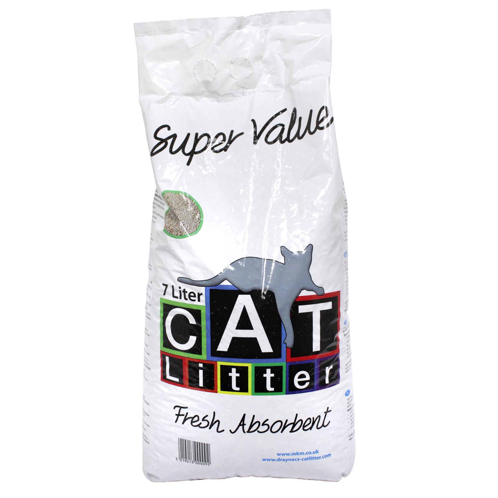 SUPERVALUE CAT LITTER 7L