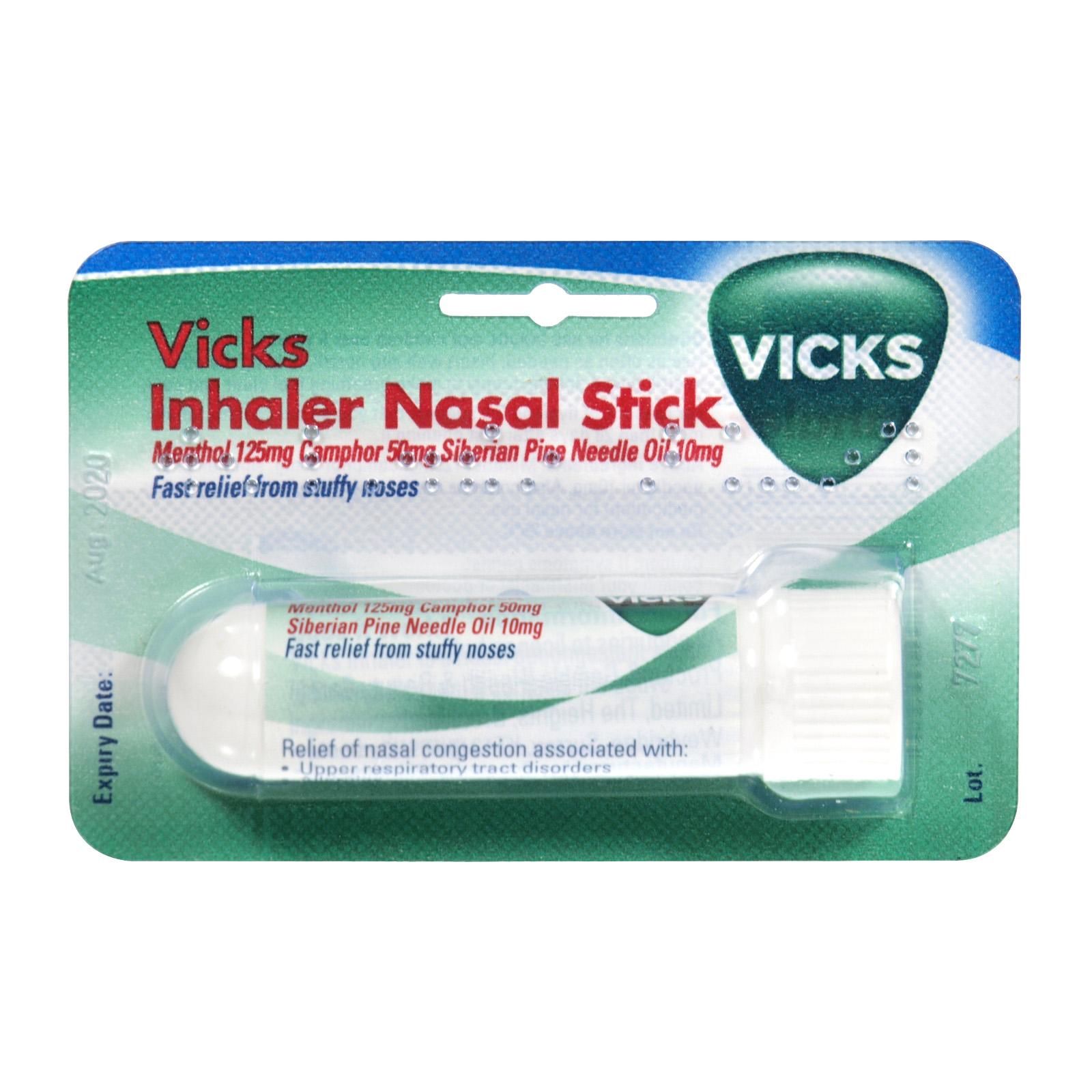 VICKS INHALER 0.5ML X12