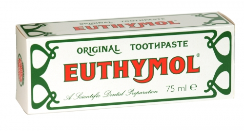 EUTHYMOL TOOTHPASTE 75ML ORIGINAL X12