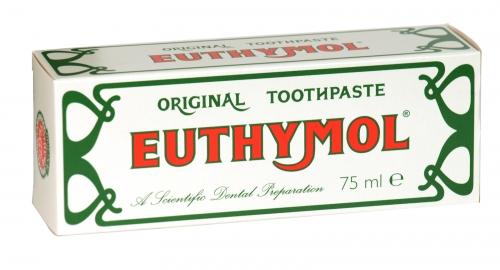 EUTHYMOL TOOTHPASTE 75ML ORIGINAL X12