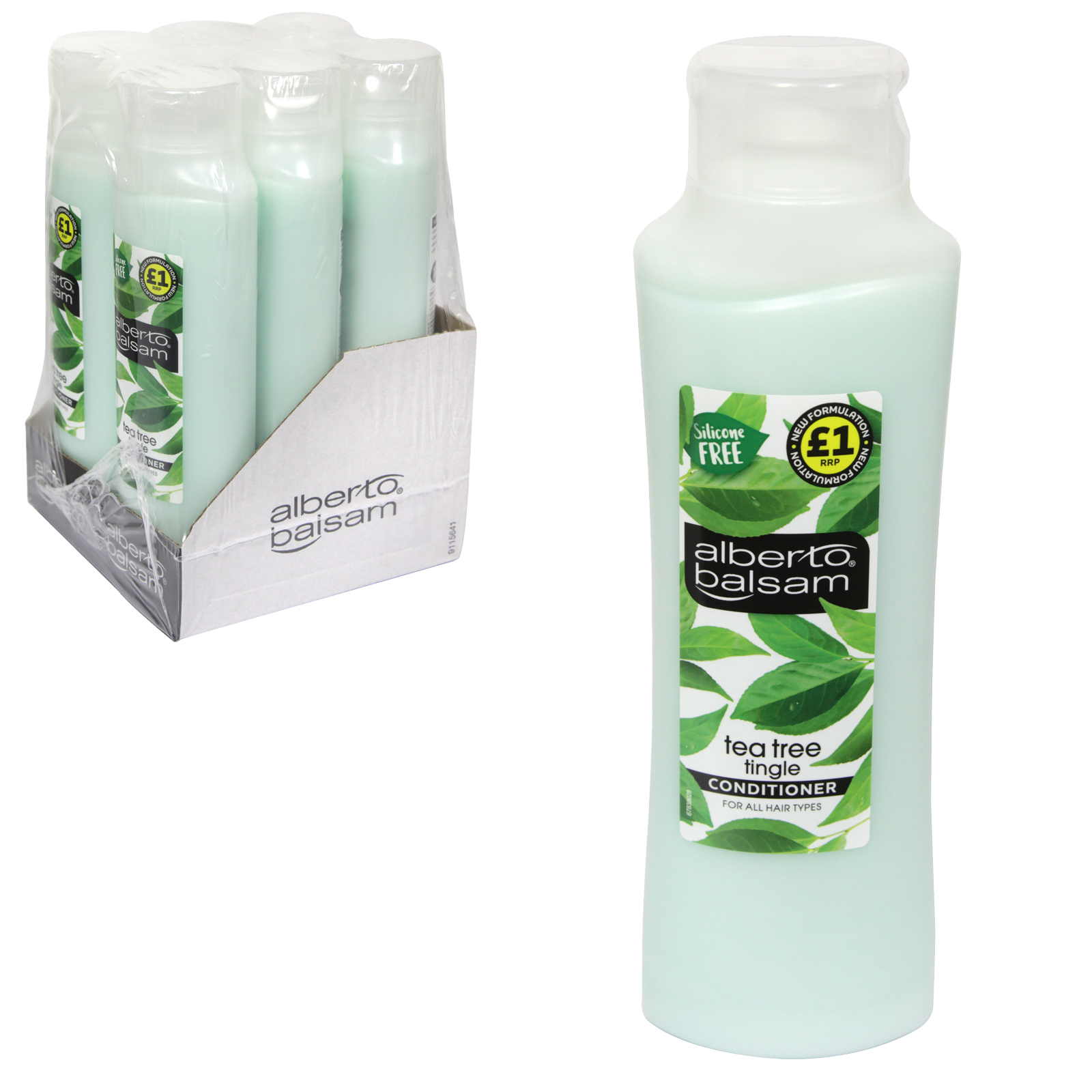 ALBERTO BALSAM CONDITIONER 350ML PM