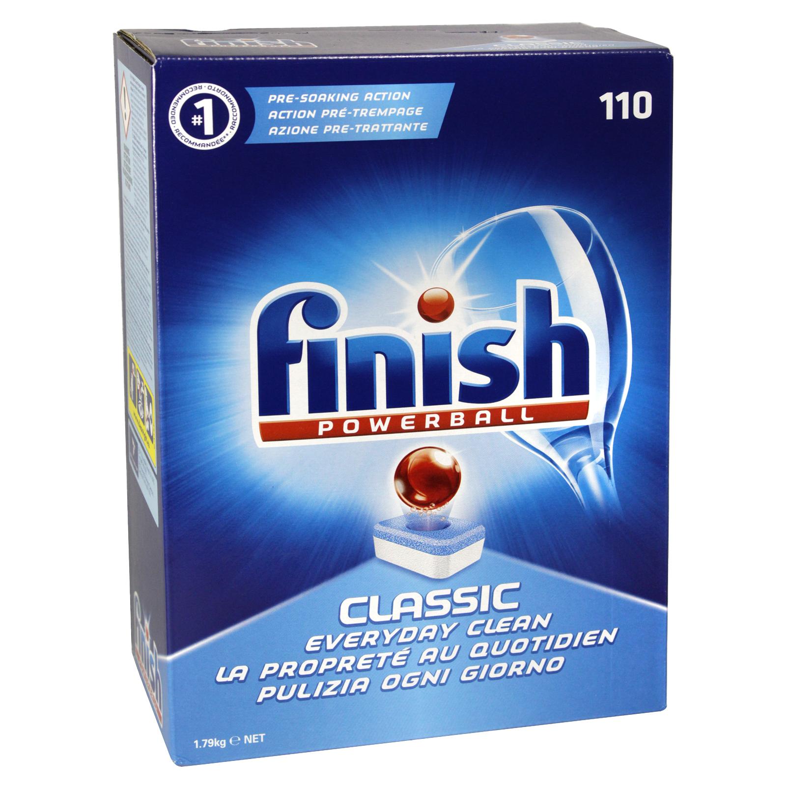 FINISH POWERBALL CLASSIC 110S MEGA