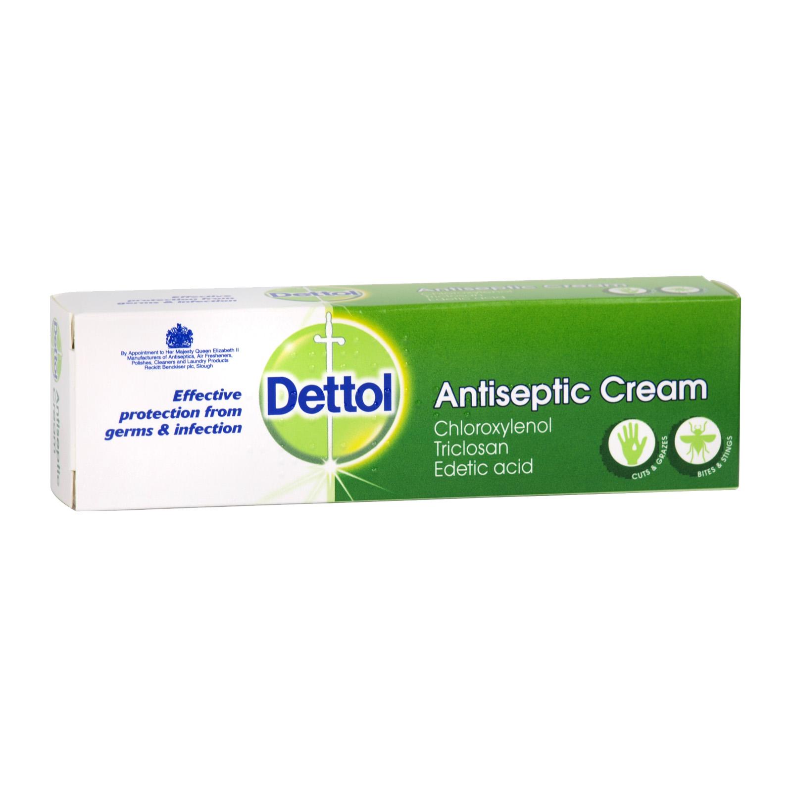 DETTOL ANTISEPTIC CREAM 30GM (NON RETURNABLE)