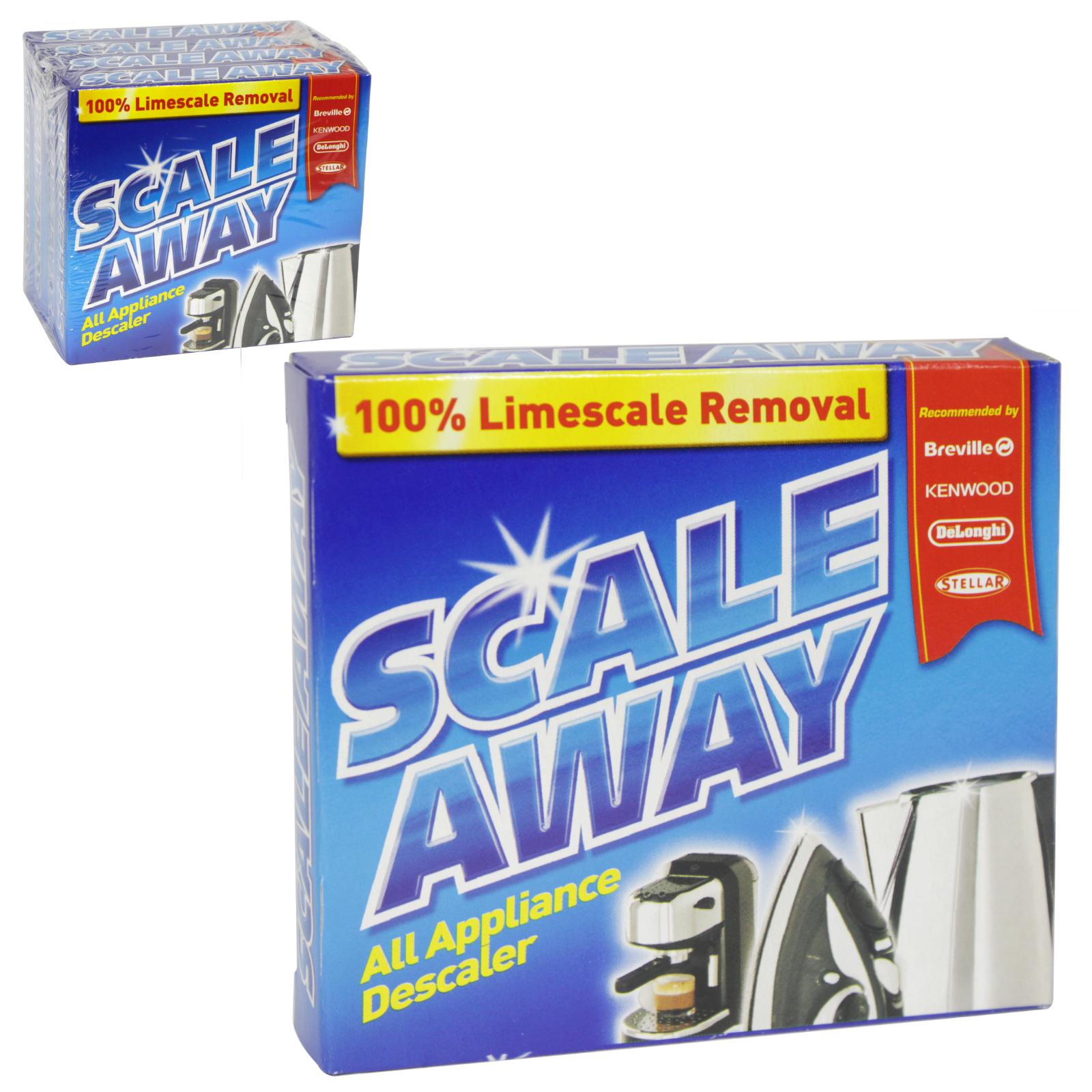 SCALEAWAY DE-SCALER 75G X4