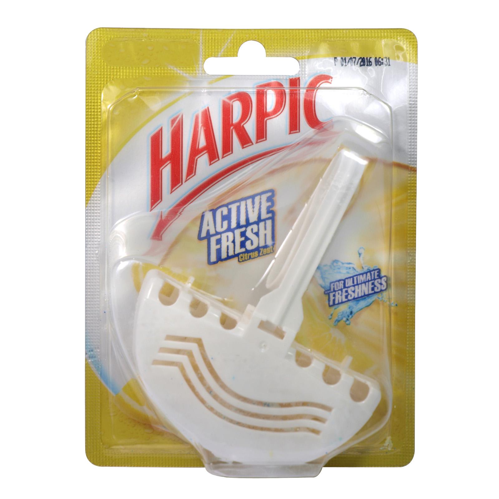 HARPIC ACTIVE RIM BLOCK 38G CITRUS X12