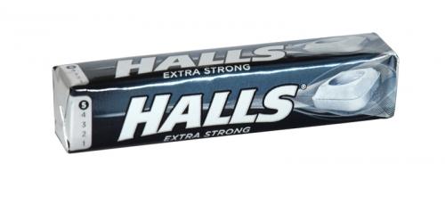 HALLS MENTHO-LYPTUS EXSTRONG RSP 72P