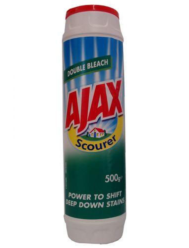 AJAX SCOURER 500GM BLUE ORIGINAL
