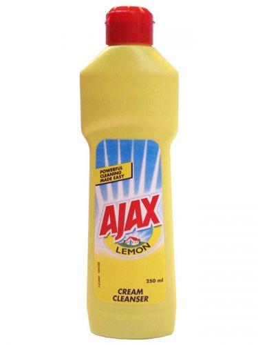 AJAX SUPER CREAM 250ML LEMON