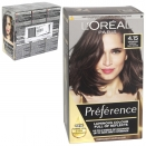 INFINIA PREFRENCE HAIR COLOUR 4.15 CARACAS X3