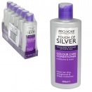 TOUCH OF SILVER CONDITIONER 200ML COLOUR CARE X6