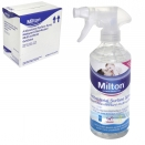 MILTON SURFACE SPRAY 500ML X8