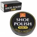 JUMP SHOE POLISH 80GM TIN BLACK X6