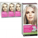DERMA V10 SALON FASHION HAIR COLOUR 12 SILVER GREY X6