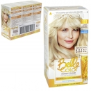 BELLE COLOR 111 NATURAL EXTRA LIGHT ASH BLONDE X3
