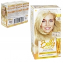 BELLE COLOR 9.3 NATURAL LIGHT HONEY BEIGE BLONDE X3