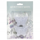 SIL BUTTERFLY LED NIGHTLIGHT 2PK