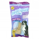 WORLD OF PETS RAWHIDE KNOT BONE