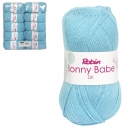 ROBIN BONNY BABE 4058 DOUBLE KNIT WOOL WEIGHT 100GM LENGTH 300M TURQUOISE X10