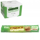 FOXS GINGER CRUNCH CREAMS 230GM X16