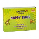 MUCKY PUPS NAPPY BAGS 200S SCENTED X5