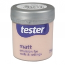 LEYLAND PAINT VINYL MATT 75ML HARVEST HAZE