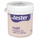 LEYLAND PAINT VINYL MATT 75ML IVORY CREAM