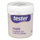 LEYLAND PAINT VINYL MATT 75ML CREAM FUDGE
