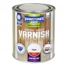 INDOOR VARNISH GLS 750ML CLEAR